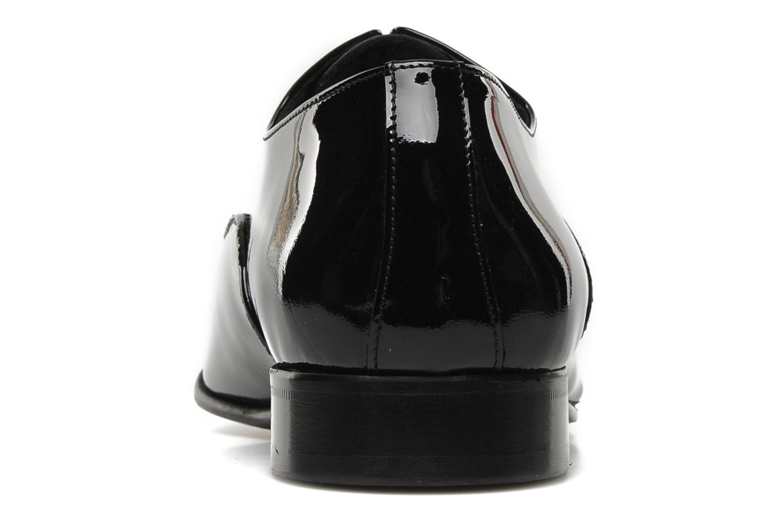 Snörade skor Brett & Sons Dandi Svart Bild från höger sidan