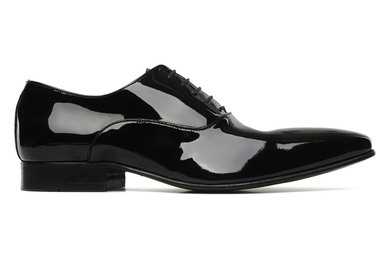 Snörade skor Brett & Sons Dandi Svart bild från baksidan