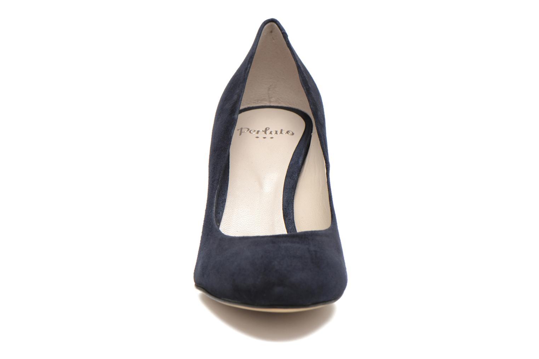 Høje hæle Perlato Paty Blå se skoene på