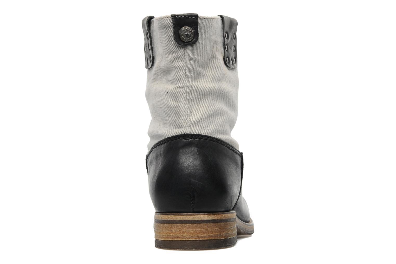 Bottines et boots Koah Daryl Noir vue droite