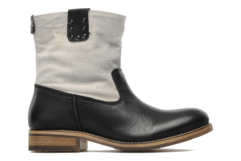Boots en enkellaarsjes Koah Daryl Zwart achterkant