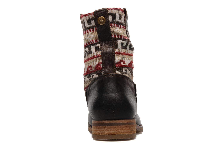 Bottines et boots Koah Dalia Marron vue droite