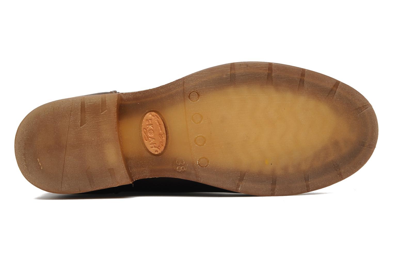 Bottines et boots Koah Dalia Marron vue haut