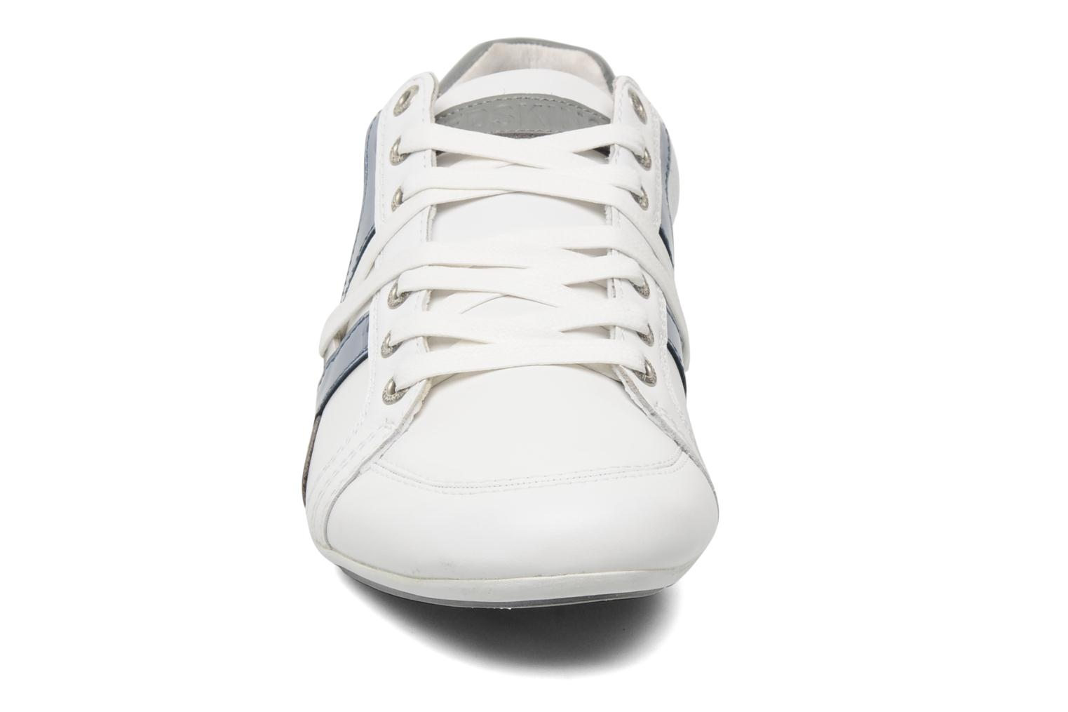Baskets Redskins Arene Blanc vue portées chaussures