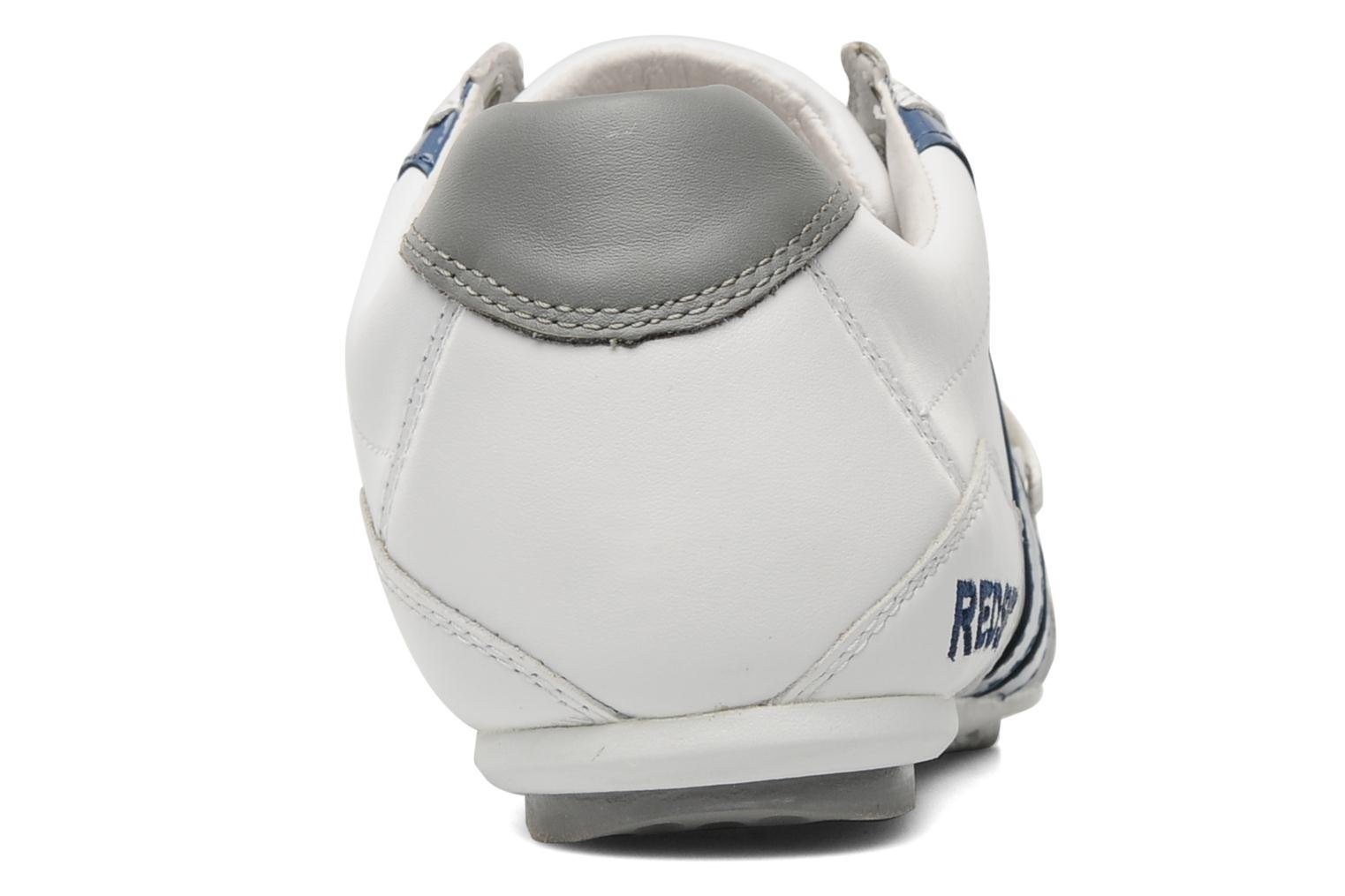 Baskets Redskins Arene Blanc vue droite