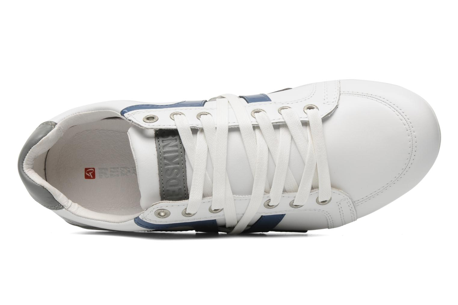 Sneakers Redskins Arene Bianco immagine sinistra