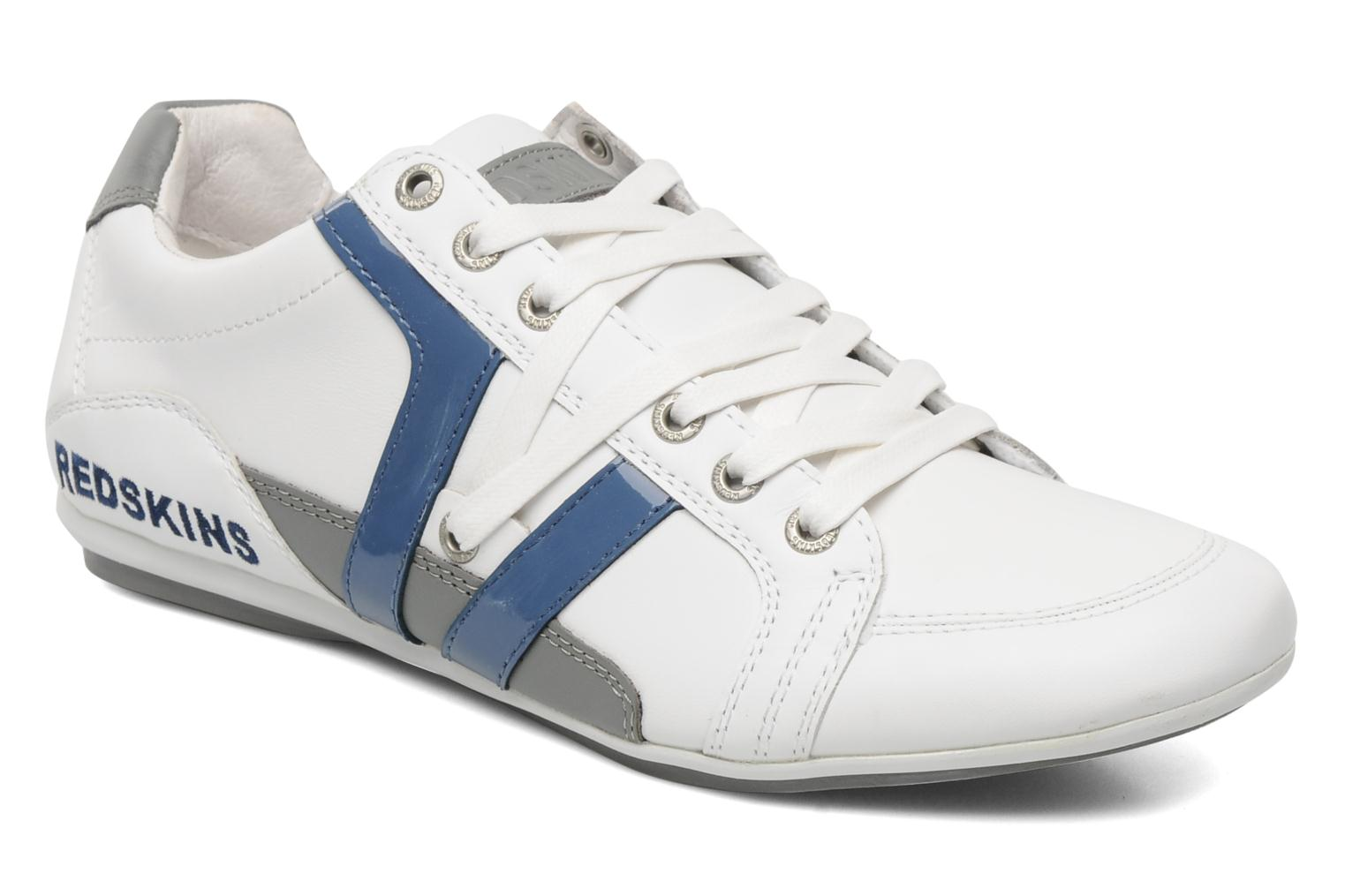 Sneakers Redskins Arene Wit detail