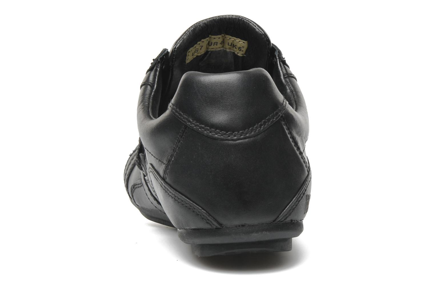 Trainers Redskins Arene Black view from the right