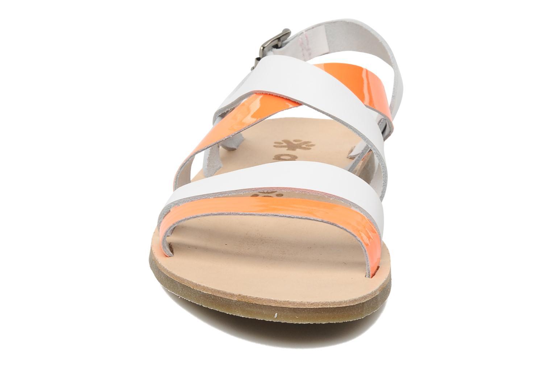 Sandaler Acebo's Aurore Orange se skoene på