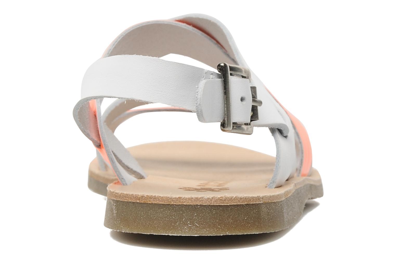 Sandaler Acebo's Aurore Orange Se fra højre