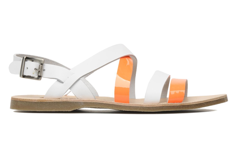 Sandaler Acebo's Aurore Orange se bagfra