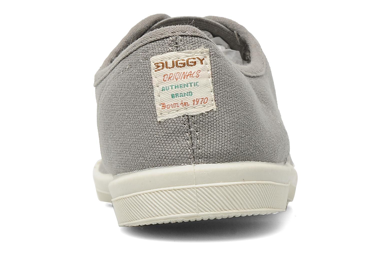 Sneaker Buggy Gystor grau ansicht von rechts