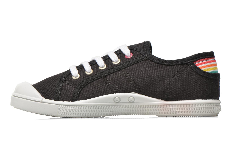 Sneakers Little Marcel Benilace Uni J Zwart voorkant
