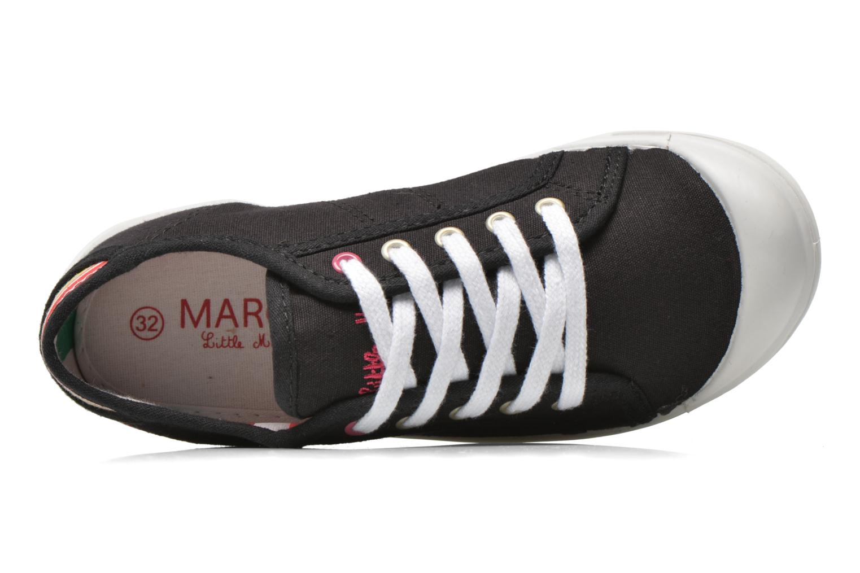 Sneakers Little Marcel Benilace Uni J Zwart links
