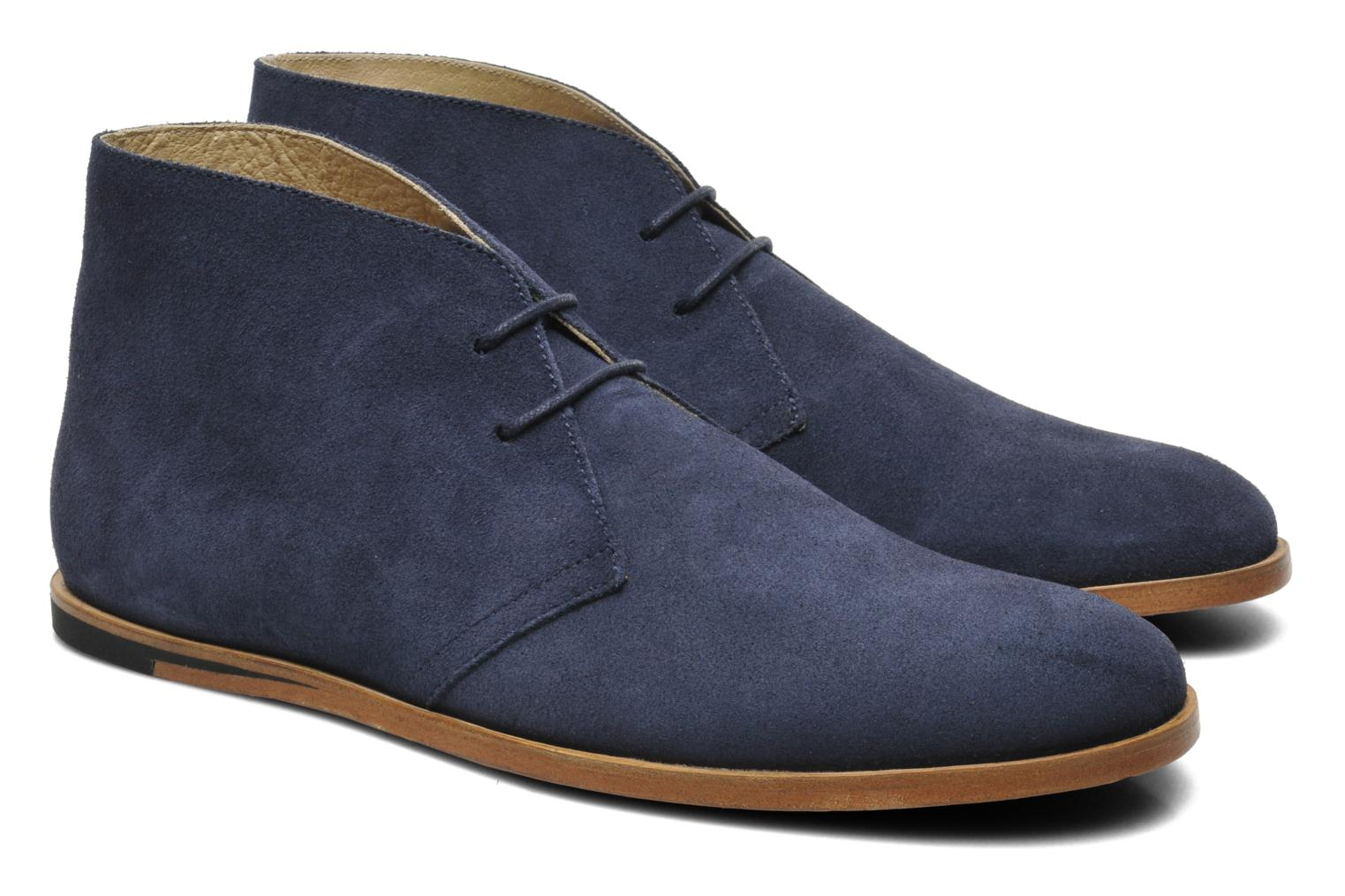 Veterschoenen Opening Ceremony CL-M1 DESERT BOOT Blauw 3/4'