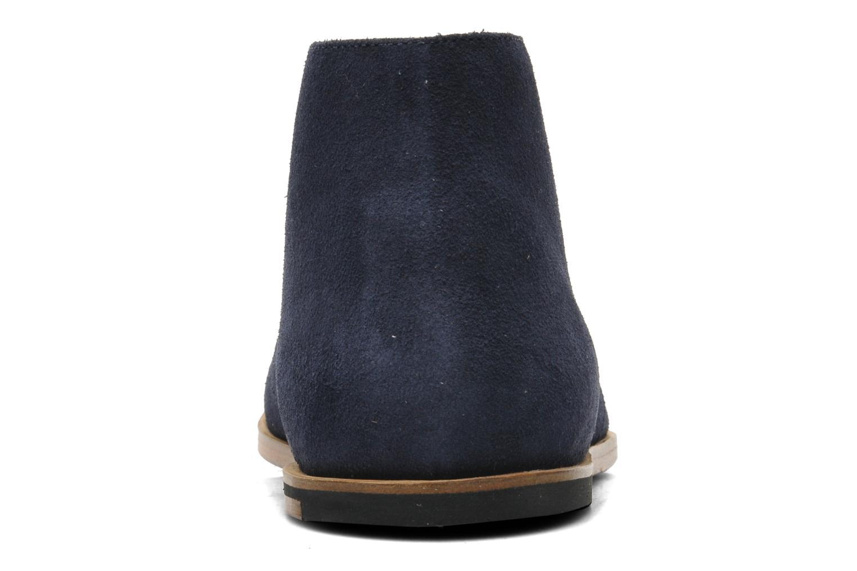 Chaussures à lacets Opening Ceremony CL-M1 DESERT BOOT Bleu vue droite