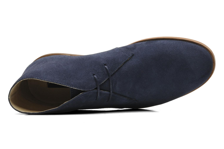 Chaussures à lacets Opening Ceremony CL-M1 DESERT BOOT Bleu vue gauche