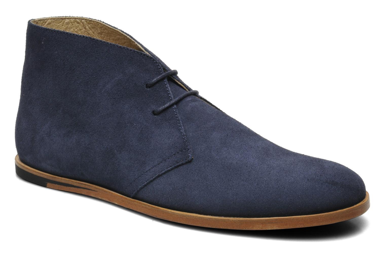Chaussures à lacets Opening Ceremony CL-M1 DESERT BOOT Bleu vue détail/paire