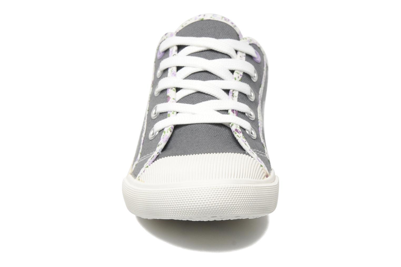 Baskets I Love Shoes Julienne Gris vue portées chaussures