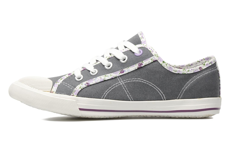Sneakers I Love Shoes Julienne Grijs voorkant