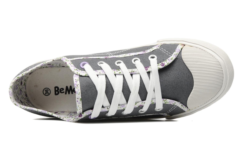 Sneakers I Love Shoes Julienne Grijs links
