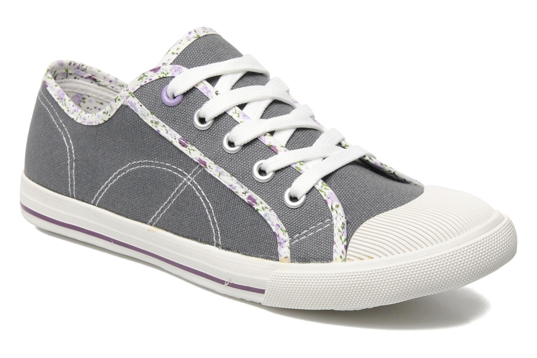 Sneakers I Love Shoes Julienne Grijs detail