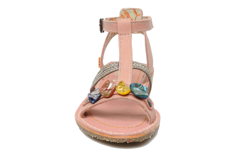 Sandales et nu-pieds Art Dance 310 Rose vue portées chaussures
