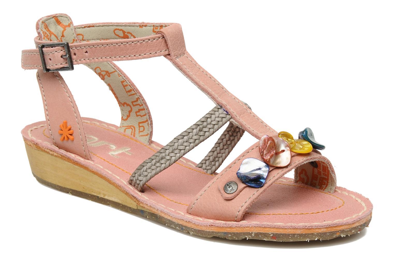 Sandales et nu-pieds Art Dance 310 Rose vue détail/paire