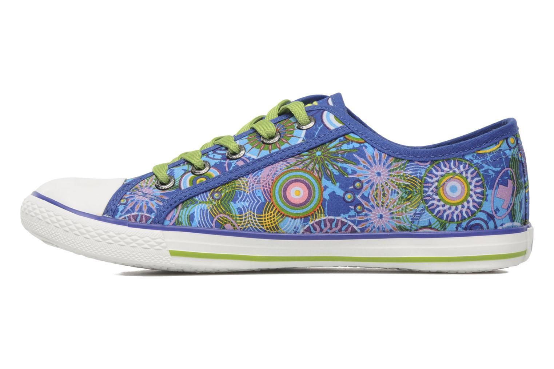 Sneaker Tom Tailor Susan blau ansicht von vorne