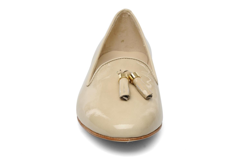 Mocassins Georgia Rose Parikkala Beige vue portées chaussures