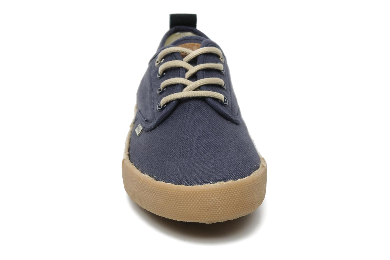 Sneaker Gola Vulture blau schuhe getragen