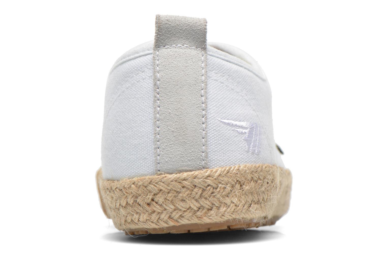 Baskets Gola Vulture Blanc vue droite