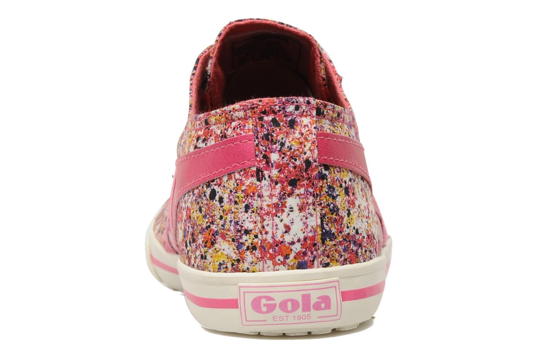 Sneakers Gola Liberty Quota Melly Roze rechts