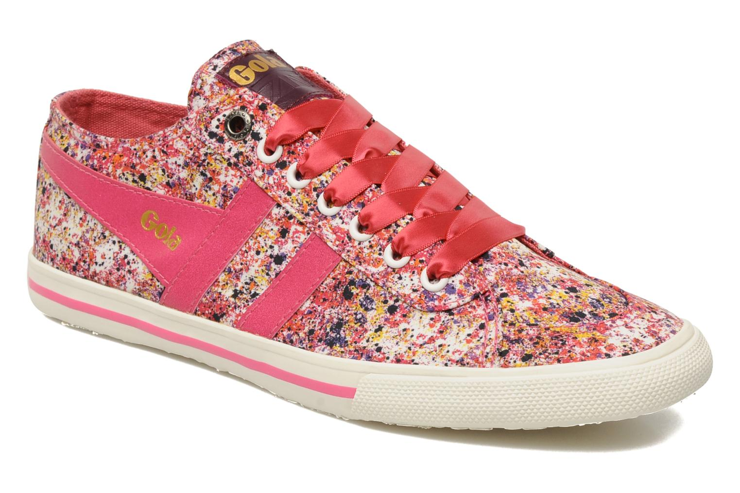 Sneakers Gola Liberty Quota Melly Roze detail