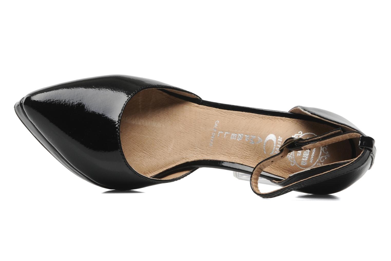 Zapatos de tacón Jeffrey Campbell Sterling Negro vista lateral izquierda