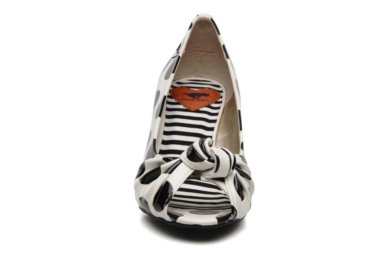 High heels Rocket Dog Sedona White model view
