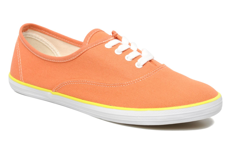 Sneakers Veja Derby W Oranje detail