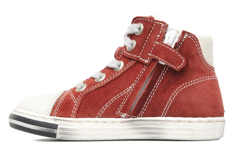 Sneaker Romagnoli Noemie rosa ansicht von vorne