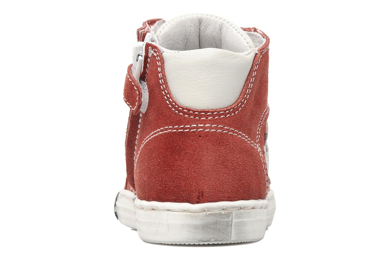 Sneaker Romagnoli Noemie rosa ansicht von rechts