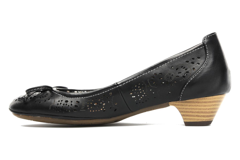 Escarpins I Love Shoes Sultana Noir vue face