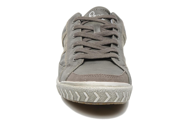 Baskets I Love Shoes Sufflo Gris vue portées chaussures
