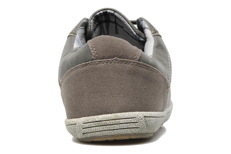 Baskets I Love Shoes Sufflo Gris vue droite
