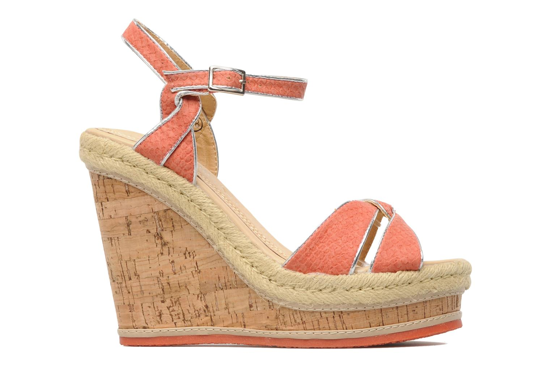 Sandales et nu-pieds Latinas Cloti Orange vue derrière