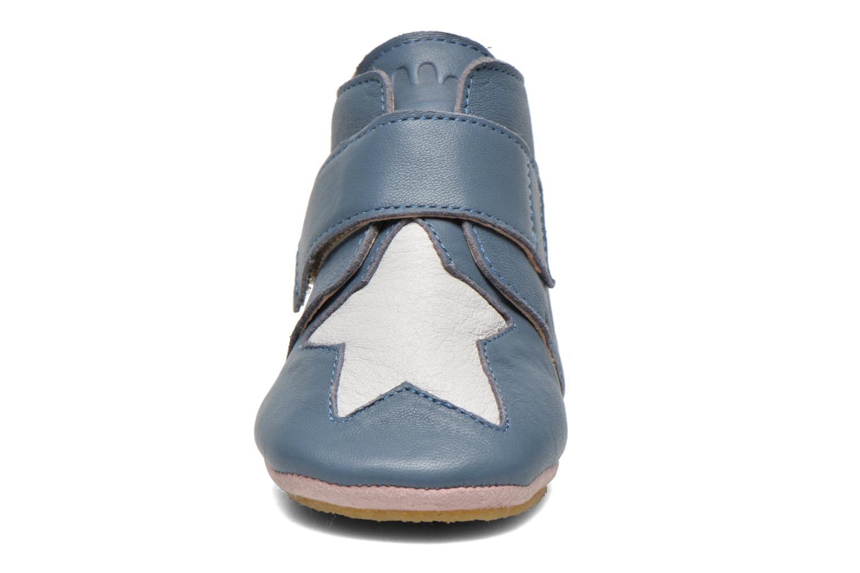 Slippers Easy Peasy Kiny Patin Etoile Blue model view
