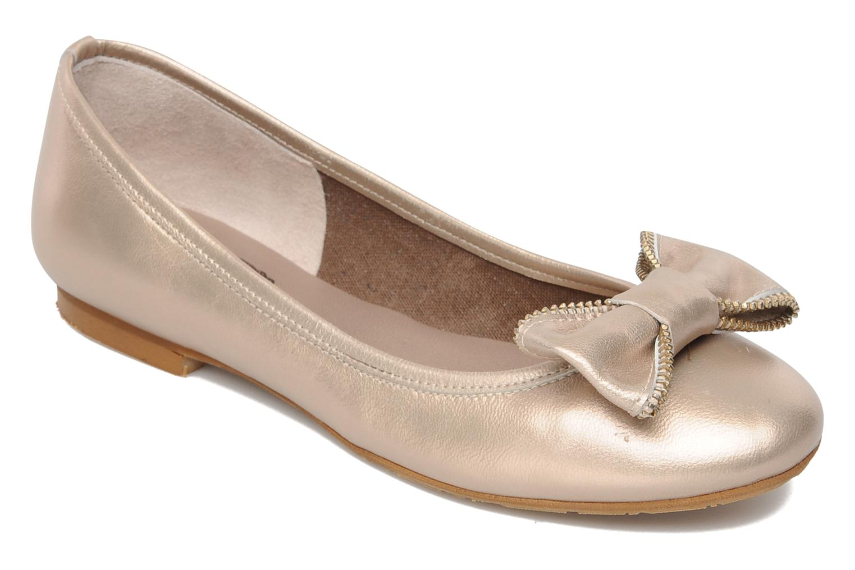 Ballerinas Addict-Initial Arani gold/bronze detaillierte ansicht/modell