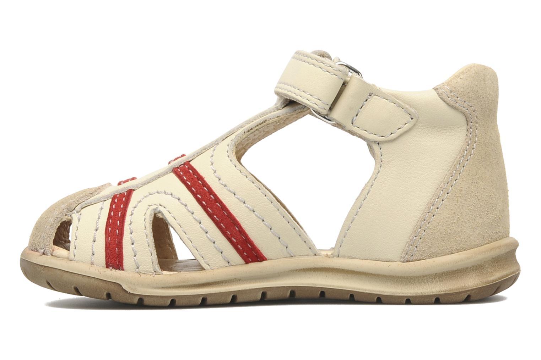 Sandalen Mod8 Ilasur beige ansicht von vorne