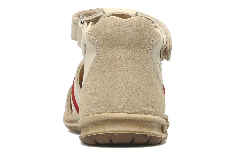 Sandalen Mod8 Ilasur beige ansicht von rechts
