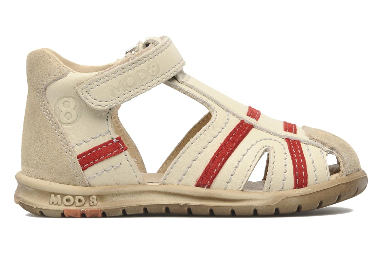 Sandals Mod8 Ilasur Beige back view