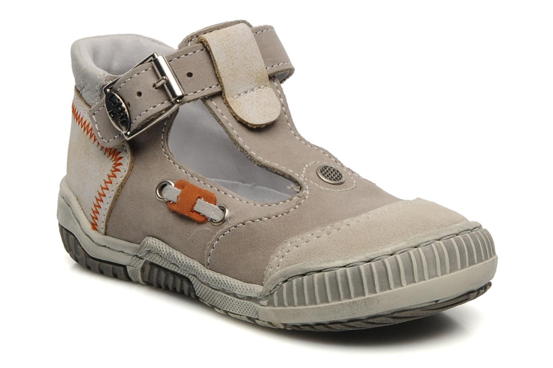Boots en enkellaarsjes Little Mary Maxime Bruin detail
