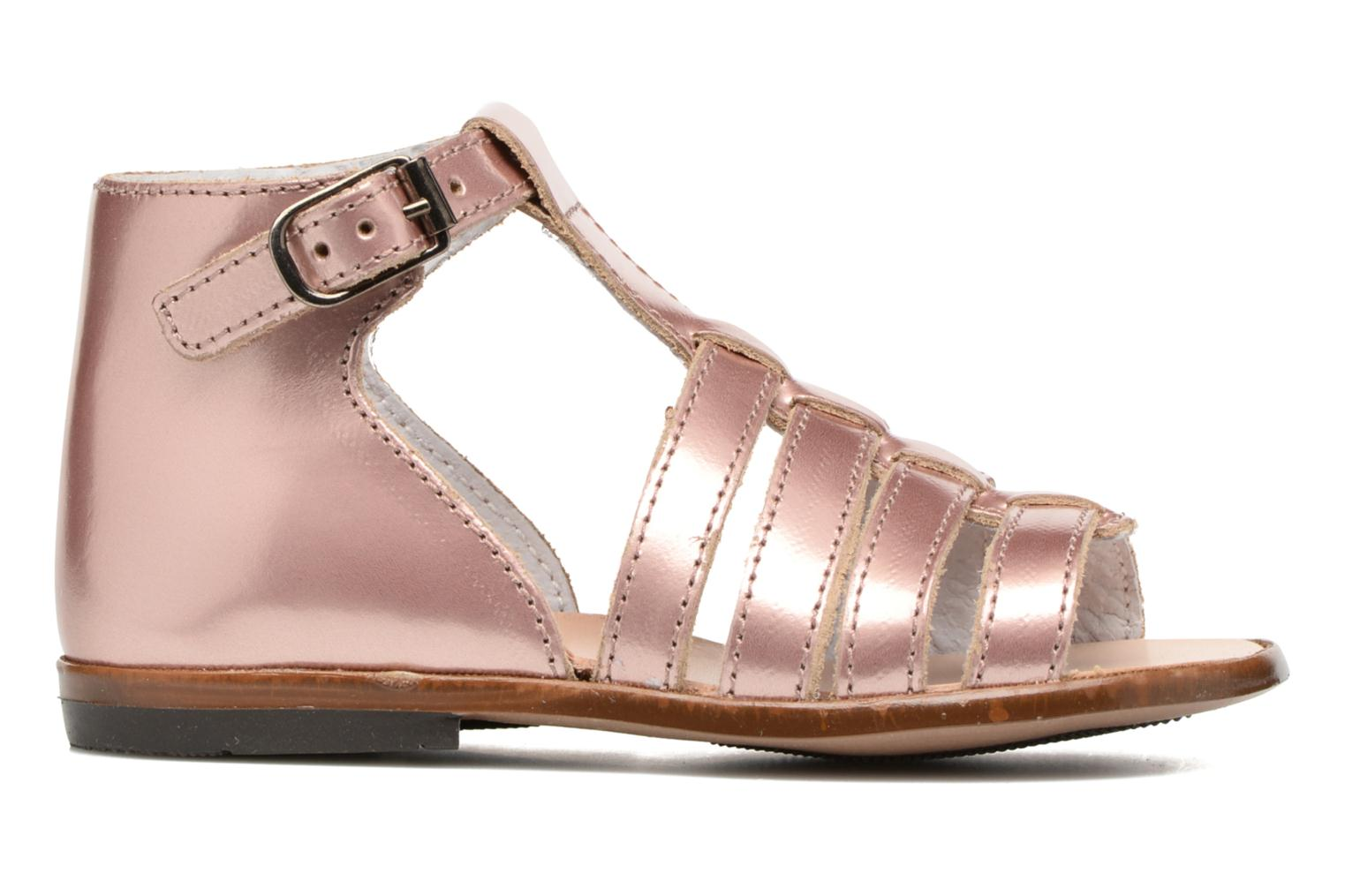Sandals Little Mary Hosmose Pink back view